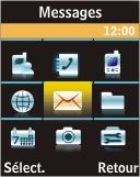 Samsung J700 - E-mail - Configuration manuelle - Étape 3