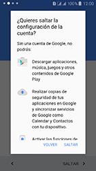 Samsung Galaxy J3 (2016) DualSim (J320) - Primeros pasos - Activar el equipo - Paso 10