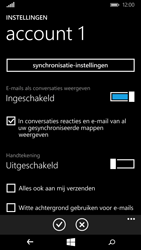 Microsoft Lumia 640 (Type RM-1072) - E-mail - Instellingen KPNMail controleren - Stap 7