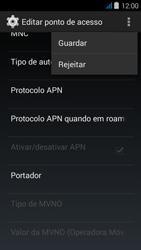 NOS NOVU - Internet no telemóvel - Como configurar ligação à internet -  19
