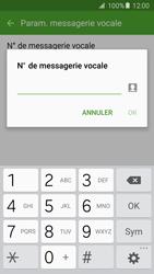 Samsung G903 Galaxy S5 Neo - Messagerie vocale - configuration manuelle - Étape 9