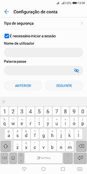 Huawei Y6 (2018) - Email - Configurar a conta de Email -  15