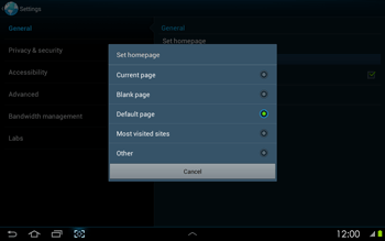 Samsung P5100 Galaxy Tab 2 10-1 - Internet - Manual configuration - Step 21