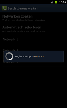 Samsung N7000 Galaxy Note met OS 4 ICS - Buitenland - Bellen, sms en internet - Stap 10