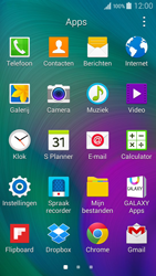 Samsung A300FU Galaxy A3 - Voicemail - Handmatig instellen - Stap 3