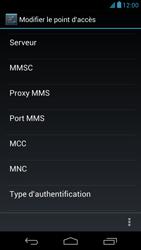 Acer Liquid E1 - Mms - Configuration manuelle - Étape 15