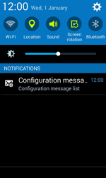 Samsung G357 Galaxy Ace 4 - Internet - Automatic configuration - Step 4