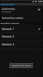 Sony LT22i Xperia P - Netwerk - gebruik in het buitenland - Stap 13