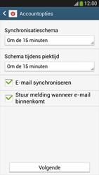 Samsung I9195 Galaxy S IV Mini LTE - E-mail - e-mail instellen: POP3 - Stap 15