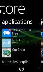 Nokia Lumia 1020 - Applications - Télécharger une application - Étape 6