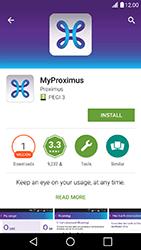 LG X Power - Applications - MyProximus - Step 6