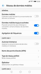 Huawei P8 Lite 2017 - Internet - activer ou désactiver - Étape 6