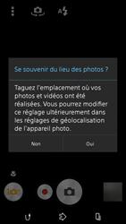 Sony Xpéria Z3 - Photos, vidéos, musique - Créer une vidéo - Étape 4