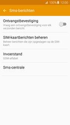 Samsung A310F Galaxy A3 (2016) - SMS - Handmatig instellen - Stap 8