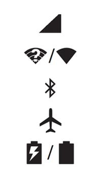 Motorola Moto G (4ª Geração) - Funções básicas - Explicação dos ícones - Etapa 2