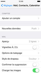 Apple iPhone 5s iOS 9 - E-mail - Configuration manuelle (yahoo) - Étape 4