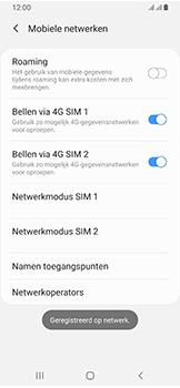 Samsung Galaxy A40 - Netwerk - gebruik in het buitenland - Stap 17