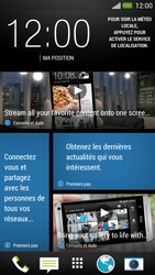HTC One - Applications - Personnaliser l