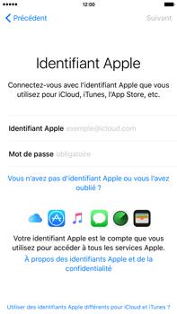 Apple iPhone 6s Plus - Premiers pas - Créer un compte - Étape 16
