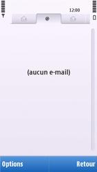 Nokia C5-03 - E-mail - envoyer un e-mail - Étape 4