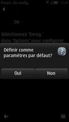 Nokia 700 - Paramètres - Reçus par SMS - Étape 7