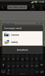 HTC C525u One SV - MMS - afbeeldingen verzenden - Stap 13