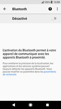 Sony Xperia XA2 Ultra - Bluetooth - connexion Bluetooth - Étape 8