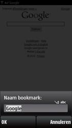 Nokia X6-00 - Internet - internetten - Stap 6