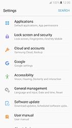 Samsung A520 Galaxy A5 (2017) - Network - Installing software updates - Step 5