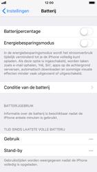 Apple iphone-6-met-ios-11-model-a1586 - iOS 11 - Conditie van de batterij controleren - Stap 4