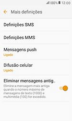 Samsung Galaxy Xcover 3 (G389) - SMS - Como configurar o centro de mensagens -  7