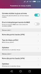 Huawei Y6 II Compact - Réseau - Sélection manuelle du réseau - Étape 5