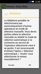 Alcatel OT-5036X Pop C5 - Réseau - utilisation à l'étranger - Étape 11