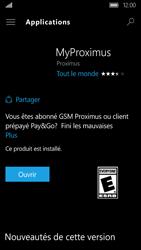 Acer Liquid M330 - Applications - MyProximus - Étape 8