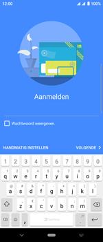 Sony xperia-10-I4113 - E-mail - Handmatig Instellen - Stap 9