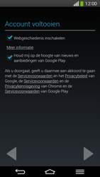 LG D955 G Flex - Applicaties - Account aanmaken - Stap 18