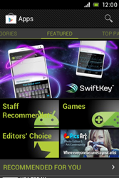 Sony C1505 Xperia E - Applications - Downloading applications - Step 15