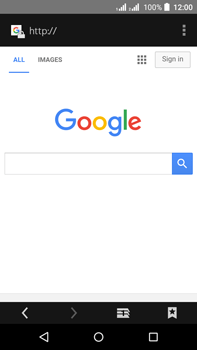 Acer Liquid Z630 - Internet - Internet browsing - Step 11
