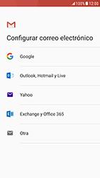 Samsung Galaxy S6 - Android Nougat - E-mail - Configurar Gmail - Paso 8