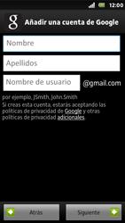 Sony Xperia U - Aplicaciones - Tienda de aplicaciones - Paso 7