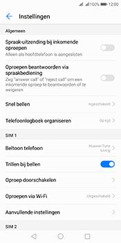 Huawei Mate 10 Pro Dual-SIM (Model BLA-L29) - Voicemail - Handmatig instellen - Stap 5