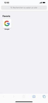 Apple iPhone 11 - Internet - navigation sur Internet - Étape 12