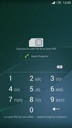Sony Xpéria Z3 - Premiers pas - Créer un compte - Étape 2