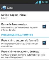 LG E612 Optimus L5 - Internet (APN) - Como configurar a internet do seu aparelho (APN Nextel) - Etapa 26
