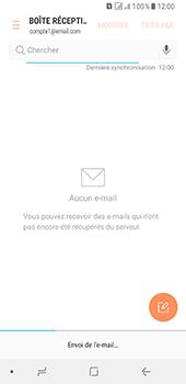 Samsung Galaxy A8 (2018) - E-mail - envoyer un e-mail - Étape 19