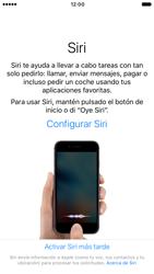 Apple iPhone 6 iOS 10 - Primeros pasos - Activar el equipo - Paso 21