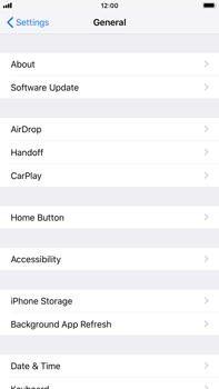 Apple iPhone 6s Plus - iOS 12 - Device - Software update - Step 5