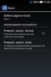 Alcatel POP C1 - Internet no telemóvel - Como configurar ligação à internet -  26