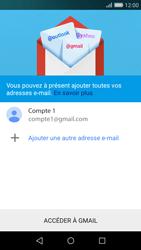 Huawei P8 Lite - E-mails - Ajouter ou modifier votre compte Gmail - Étape 15