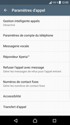 Sony Sony Xperia X (F5121) - Messagerie vocale - Configuration manuelle - Étape 5